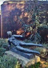 Air (ArtFan70) Tags: california ca sculpture usa art statue america naked nude unitedstates air pasadena artmuseum maillol nortonsimon aristidemaillol nortonsimonmuseum monkhill