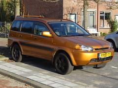 2000 Honda HR-V (harry_nl) Tags: netherlands honda nederland hrv culemborg 2014 hcar 99fttt