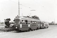 GVB 494 (Hartenhof) Tags: amsterdam tram 1965 gvb amstelstation werkspoor lijn7 tramlijn gvba 3asser gvbamsterdam drieasser