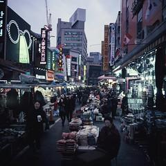 000007 (n8shac) Tags: winter asia iso400 january korea 120film seoul southkorea fujichrome provia kiev60 2015 colorfilm zeiss50mmf4