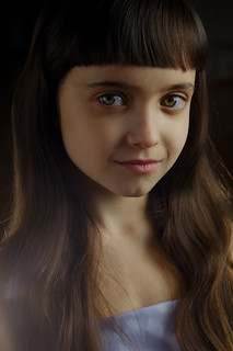 Детский студийный портрет