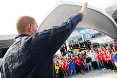 Abu Dhabi Solar Challenge (Michigan Engineering) Tags: car solar michigan engineering racing abu dhabi challenge select