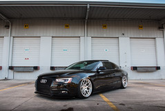 Bagged Audi A5 (@Bmcphotos) Tags: cars suspension air ag bags audi a5 avant garde stance simplyclean stancenation bagriders royalstance carswithoutlimits