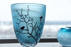 """Art Glass (Light Collector) Tags: county ontario canada glass williams glass"""" """"art show"""" museum"""" studio"""" """"craft """"carol """"glen """"dufferin nesbitt"""""""