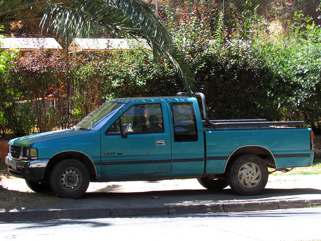 chevrolet gm pickup camionetas dlx isuzupickup spacecab chevroletpickup isuzukb luv2300