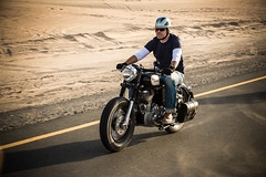 Royal Enfield Ride-52 (Willy_G91) Tags: classicbullet500 royalenfield royal enfield dubai uae emirates uk old bikes motorbike 500cc custom customs desert ride nikon d610 fx