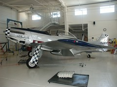 At Carson City, Nevada, April 2004, Mustang. (Proplinerman) Tags: aircraft mustang warbird rosalie carsoncity p51d northamerican usaac n51tc 4475009