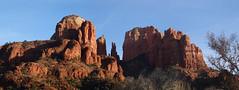 Cathedral Rock in Sedona, AZ (dgreno) Tags: arizona panorama unitedstates sedona 190westhighway89a