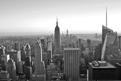 12 Dicembre (Marco - Traverso) Tags: blackandwhite newyork apple downtown skyscrapers manhattan empire highrise empirestatebuilding hudson bigapple lowermanhattan uppermanhattan newyorkpanorama newyorkview financtialdistrict