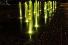 Wasser (retina56) Tags: bahnhof belgien langzeitbelichtung lttich