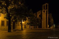 Lurking in the shadows, Chiesa San Dominico, Arezzo, Toscana, 2013 (rubinlaser) Tags: italien italy church night italia kirche chiesa tuscany toscana toskana arezzo