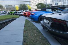 Enough Lamborghini Aventadors? (unnamedculprit) Tags: khalifa lamborghini burj aventador
