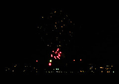 IMG_2784_fix (goatling) Tags: light color colour island seaside colorful fireworks sparkle caribbean cayman colourful burst carib caymanislands tropics explode grandcayman caribe sevenmilebeach westindies britishwestindies gcm201412 201412gcm