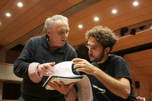 con Adriano Guarnieri