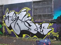 1st of the year! (ciarTDS) Tags: graffiti belfast fa deno krew ciar