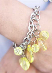 Sunset Sightings Yellow Bracelet K1 P9440-4