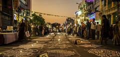 Rangoli (Mahendiran Manickam) Tags: lights evening contest chennai rangoli cwc mylai mylapore deepam chennaiweekendclickers mahemanickphotography