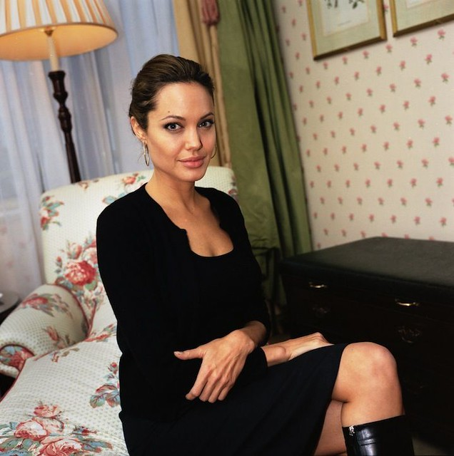 See Angelina Jolie's Decades Of Different Styles