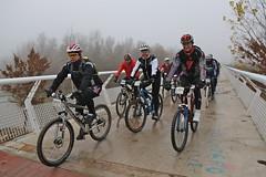 BAJOCEROBIKE 2014 - TUDELABIKE (Anxo Becerra) Tags: btt mountainbike valladolid mtb moutain vtt bikers bajocero bicicletademontaa tudeladeduero tudela bajocerobike tudelabike