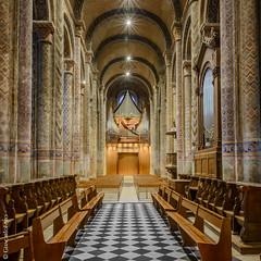 Eglise Notre-Dame la Grande - Poitiers (Giancarlo - Thanks for > 1,9 Million Views) Tags: macro art church nikon notredame chiesa glise poitiers d800 patrimoine religieux 105mm lagrande