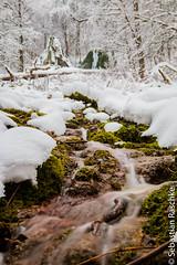 Gtersteiner Wasserfall (gwiseba) Tags: schnee winter canon eos wasser wasserfall ef langzeitbelichtung ndfilter 24105mm 70d gtersteiner