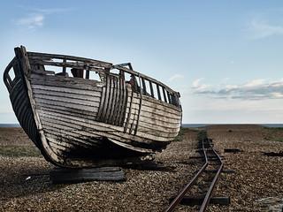 Dungeness wreck III