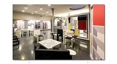 Inside Mondriaan_opere esposte8 (Francesco Visalli) Tags: sculpture art architecture painting design contemporaryart installation destijl pietmondrian neoplasticismo francescovisalli insidemondriaan