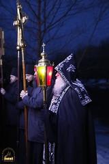 24. Праздник Богоявления в Святогорской Лавре