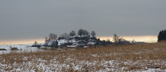 Fhngrenze 21.01.15 (bratispixl) Tags: winter panorama germany oberbayern fotosafari bgl stoppelfeld bergblick teisendorf tettelham schlosberg wetterbilder bratispixl schlosbergtettelham
