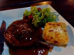 Lamb chop at chocolate ville in Bangkok (Rachel Toh) Tags: food meat western lamb