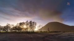 Misty Park (Jose Hamra Images) Tags: sunset sunrise landscape surabaya bromo probolinggo lumajang bromotengger