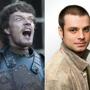 """Ex-galã de """"Malhação"""" hoje é dublador de Theon Greyjoy de """"Game of Thrones"""""""