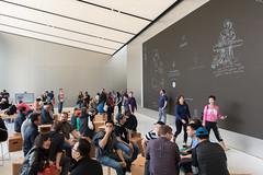Apple Store Union Square Forum (niallkennedy) Tags: applestore theforum r075