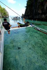 (Valerio Soncini) Tags: sea seascape island boat big ship philippines lagoon ph schiff hopping elnido philippinen miniloc sooc pilippinen mimaropa