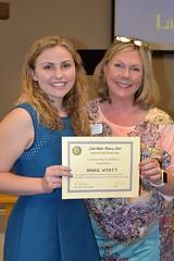 Bonnie Wyatt - $2,000 Interact Scholarship Award Winner