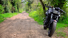 Off road? (thefooleryoftom) Tags: road bike off motorbike bmw motorcycle motorrad scrambling scrambler f800r 800r