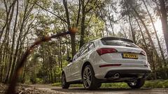 Audi Q5 (Lars Castelijns) Tags: city sun white man nature canon photography spring iron photoshoot scenic automotive eindhoven audi q5 550d photoshoo sq5