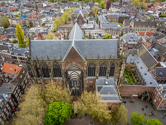The Missing Nave (ctj71081) Tags: church netherlands utrecht domtoren domtower domcathedral lowcountries2016