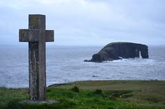 202_TheDrinkingHorse (monika & manfred) Tags: nature scotland seascapes hike mm shetlands eshaness shetlandislands shetlandisles viewback holidays3 thefinalbatch scottishskies shetlandskies