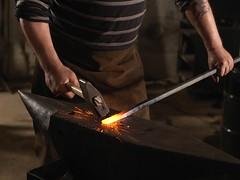 Muse des arts de la forge - Clarke DRAHCE (5) (Office de Tourisme Portes de Puisaye-Forterre) Tags: burgundy bourgogne tourisme bourg yonne puisaye forterre bourgognebuissonire
