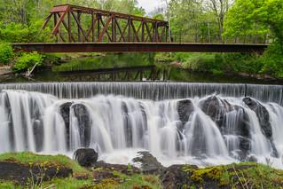 Fantastic Yantic Falls