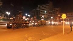 Ejrcito en Plaza los Libertadores (Peridico ELDIARIO Boyac) Tags: paro camionero boyac muerto noticias duitama