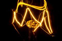 Hot filament (bluepeter_59) Tags: macro lamp nikon filament hotcold macromonday