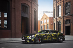 CAMO AMG GT (Ivan_Orlov) Tags: city summer color cars ass car speed canon photography mercedes design photo moscow ivan monaco exotic mercedesbenz gt edition exclusive supercar spotting amg supercars combo widebody lumma sportcar x3 prior 2016 carspotting carphoto mercedesamg orlov beneventi carlifestyle instagram carswithoutlimits carinstagram carsthatyoulike