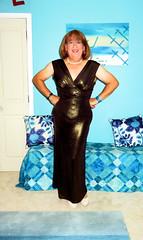 Golden (Trixy Deans) Tags: cute sexy classic dress cd x crossdressing tgirl transvestite corset crossdresser crossdress transsexual lbd classy littleblackdress cocktaildress ballgown sexyblonde xdresser sexyheels sexytransvestite