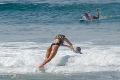 Zuma JG: JUL_5302 (Kevin MG) Tags: usa ca losangeles malibu zuma zumabeach beach water ocean sand lifeguard juniorlifeguard jumping diving girl cute young youth teen