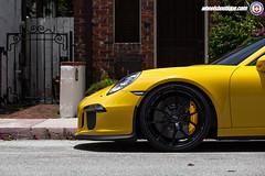 Porsche 991 GT3 on HRE P101 (wheels_boutique) Tags: porsche titanium 991 gt3 hre akrapovic p101 hrewheels centerlock wheelsboutique teamwb wheelsboutiquecom 991gt3
