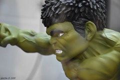 Hulk (GetChu) Tags: anime expo 2016 ax figurine toy display animation video game collection japan culture los angeles convention south hall avengers age ultron hulkbuster verse hulk marvel comic
