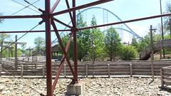 Cedar Point and Lake Erie Railraod (jakehamons) Tags: cedar point lake erie railraod