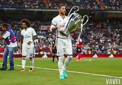 Trofeo Santiago Bernabu 2016: Real Madrid vs Stade de Reims (VAVEL Espaa (www.vavel.com)) Tags: estadiosantiagobernabeu ligabbva realmadrid realmadridcf realmadridvavel santiagobernabeu staiddereim trofeosantiagobernabu temporada20152016 stadedereims trofeosantiagobernabu